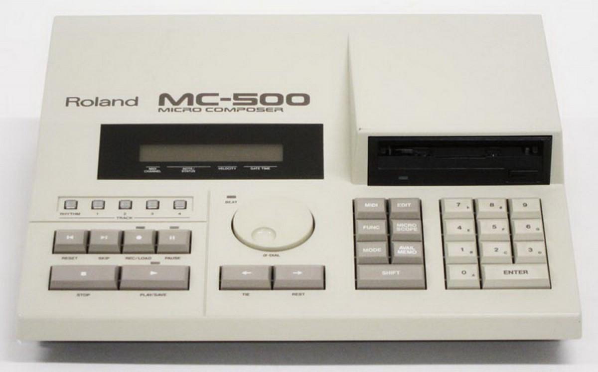 Roland MC500