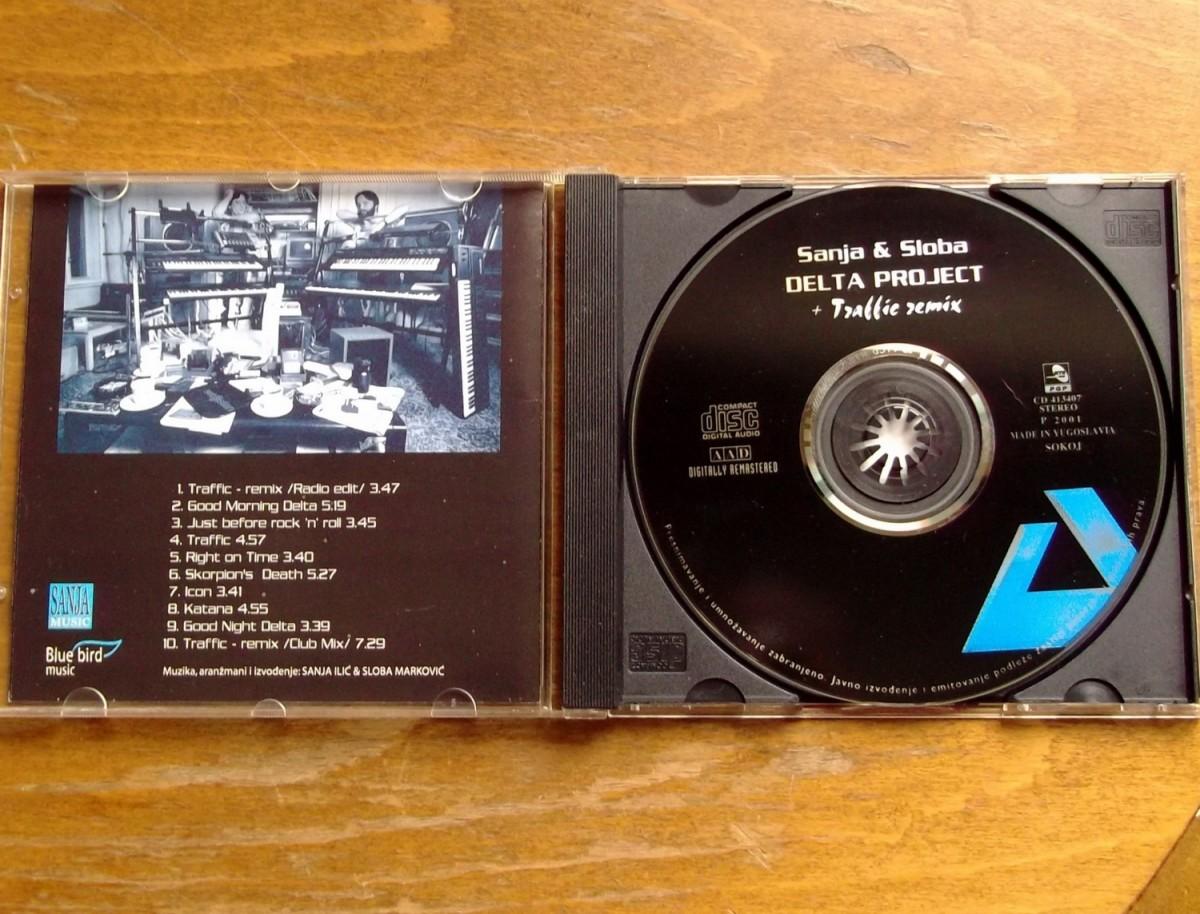Sanja i Sloba - Delta Project CD remaster